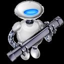 Automator robot icon