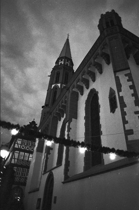Church in Frankfurt