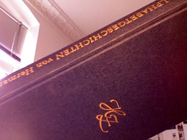 Photo of the Alphabetgeschichten Book