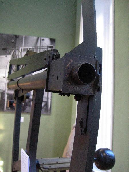 Historic observation instrument