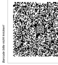 large dot code on Deutsche Bahn e-ticket