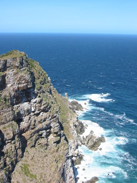 Looking at Cape Point