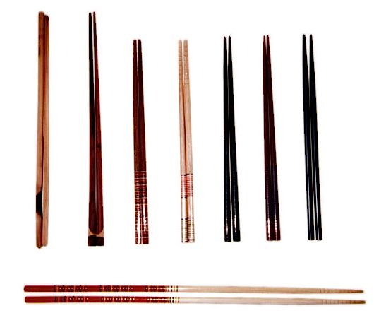 Different chopsticks