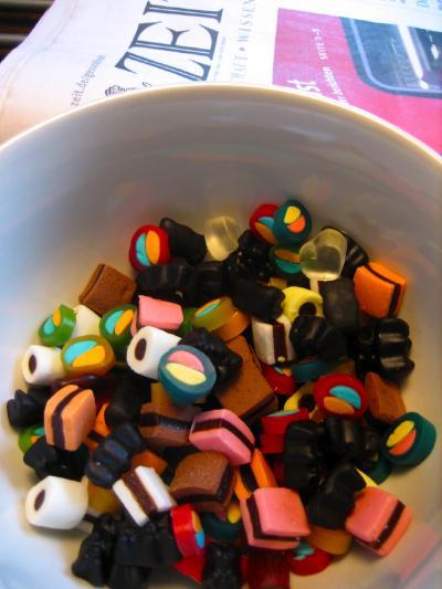 Mini Colorado unpacked in a bowl
