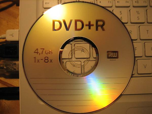 Unbranded DVD