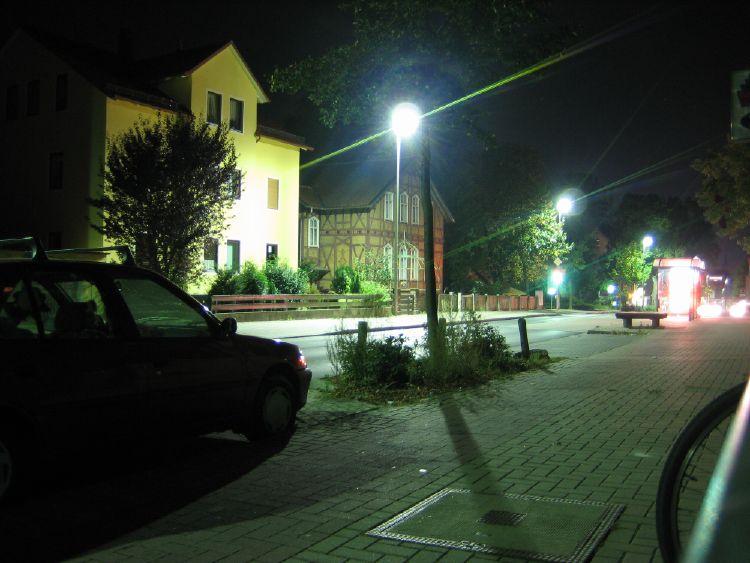 Street a light