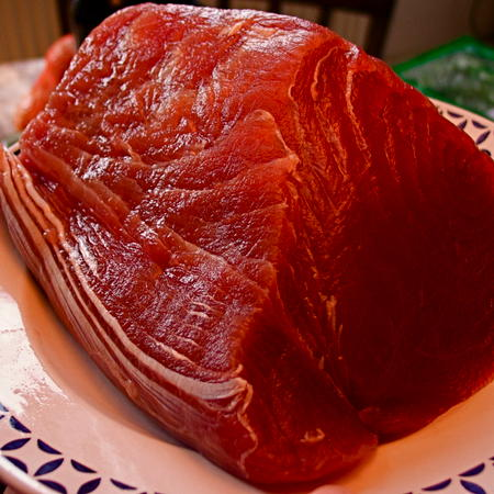 Chunk of tuna