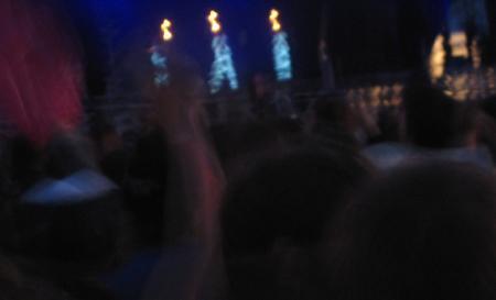 Deichkind on stage