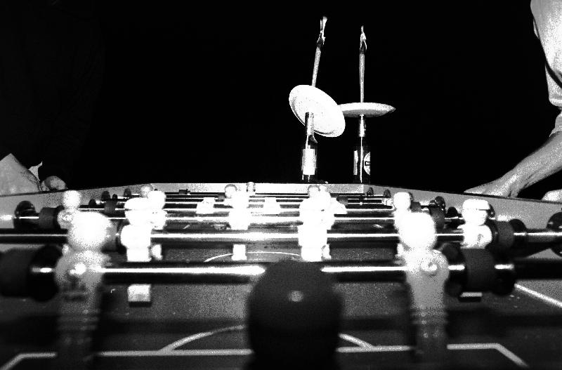 photo of table football
