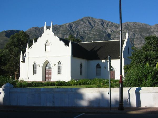 Church in Franschhoek