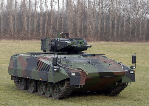 Photo of a Schützenpanzer Puma