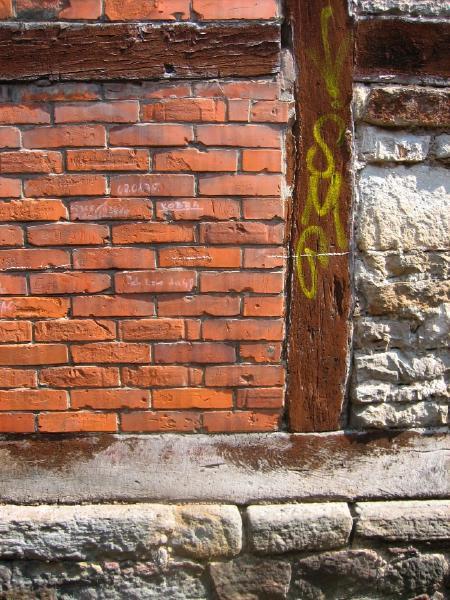 photos of a wall