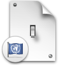 Icon for International System Preferences