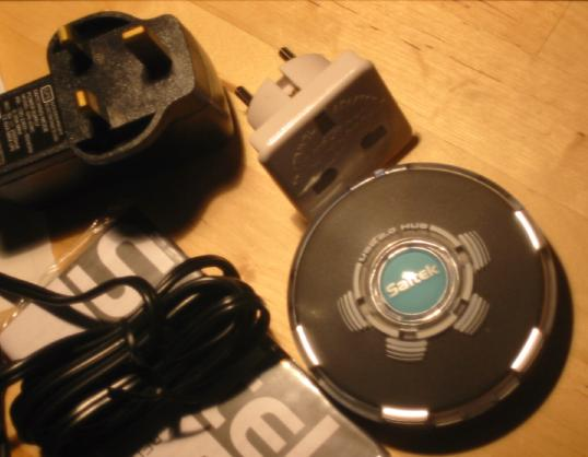 USB hub, plug, and converter