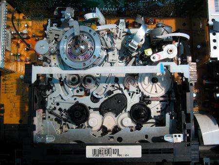 VCR mechanics