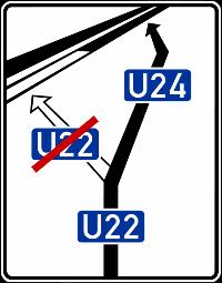 traffic sign 466