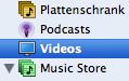 iTunes 6 Video Source