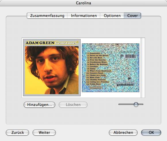 iTunes with multiple cover arts