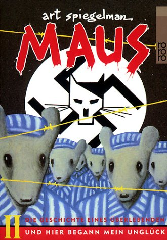 Maus cover art