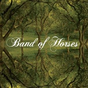 Band of Horses Everything All the Time cover art.