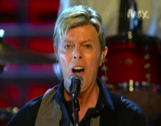 More Bowie