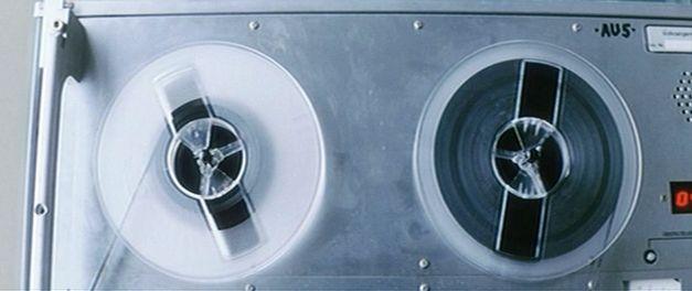 Tape machine from Das Leben der Anderen