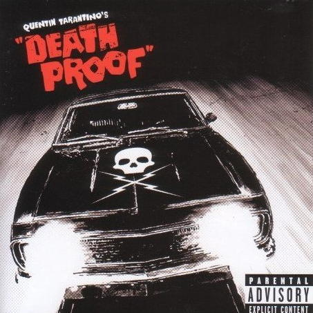 Death Proof Soundtrack cover