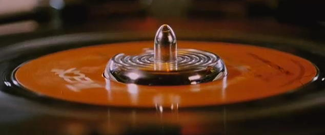 Jukebox vinyl in Death Proof