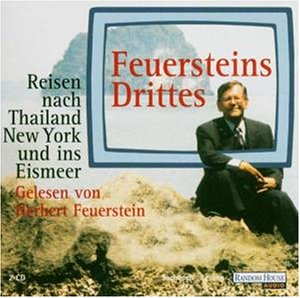 Feuersteins Drittes Audiobook Cover