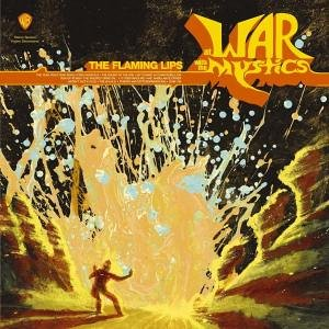 Flaming Lips At War With The Mystics Cover Art