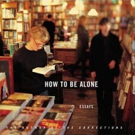 From How to be Alone book cover