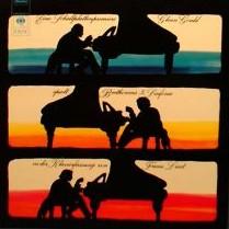 Cover of the Glenn Gould LP
