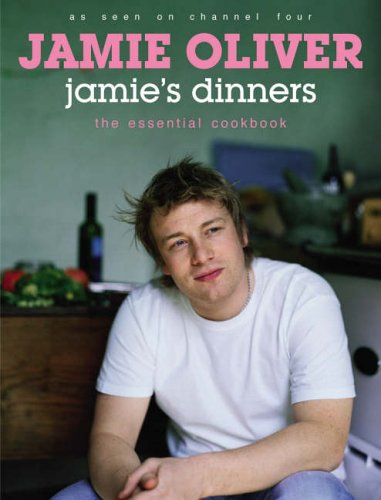 Jamies Dinners Book Cover