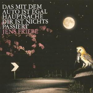 Jens Friebe Cover Art