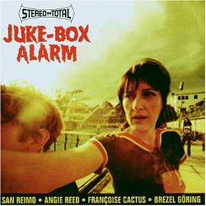 Cover of Juke Box Alarm CD