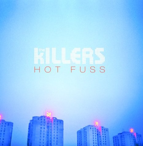 The Killers' Hot Fuss album cover.