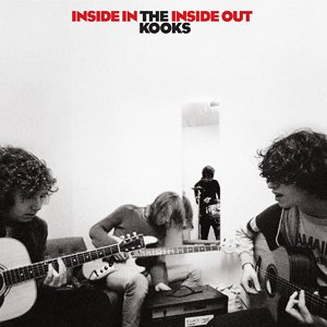The Kooks Inside In / Inside Out cover art
