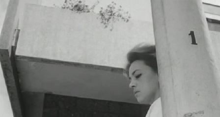 Number 1 seen in a scene of the film