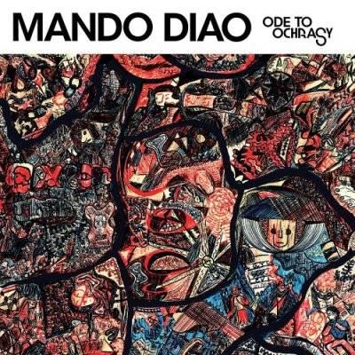 Mando Diao album cover art