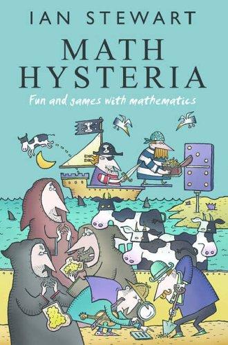 Math Hysteria Cover