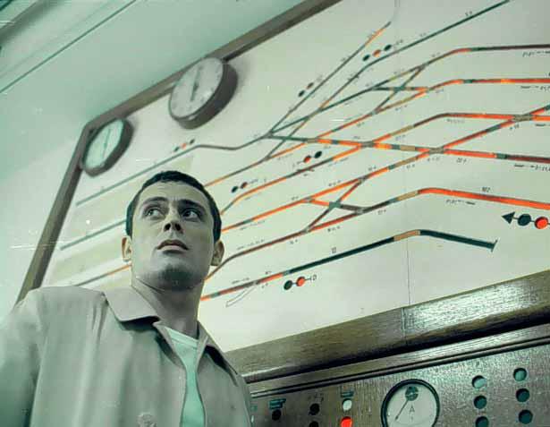 Underground network.