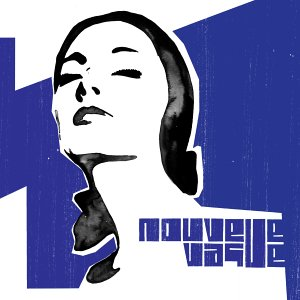 Nouvelle Vague album cover.