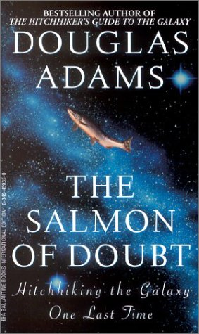 The Salmn of Doubt book cover