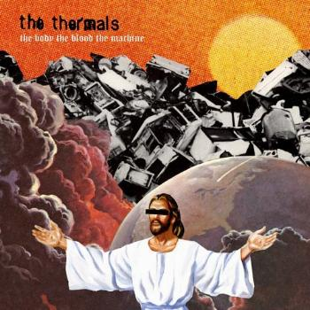 Thermals album cover art