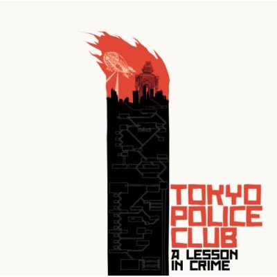 Tokyo Police Club Cover Art