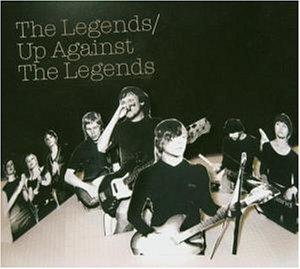 Up Against The Legends album cover