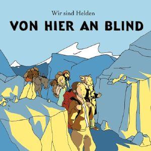 Von hier an blind cover art