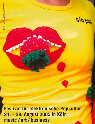 c/o pop poster