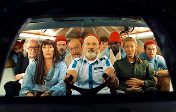 Shot from the end of Life Aquatic