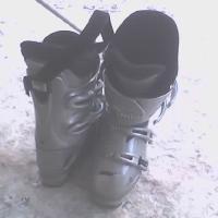 My ski boots.